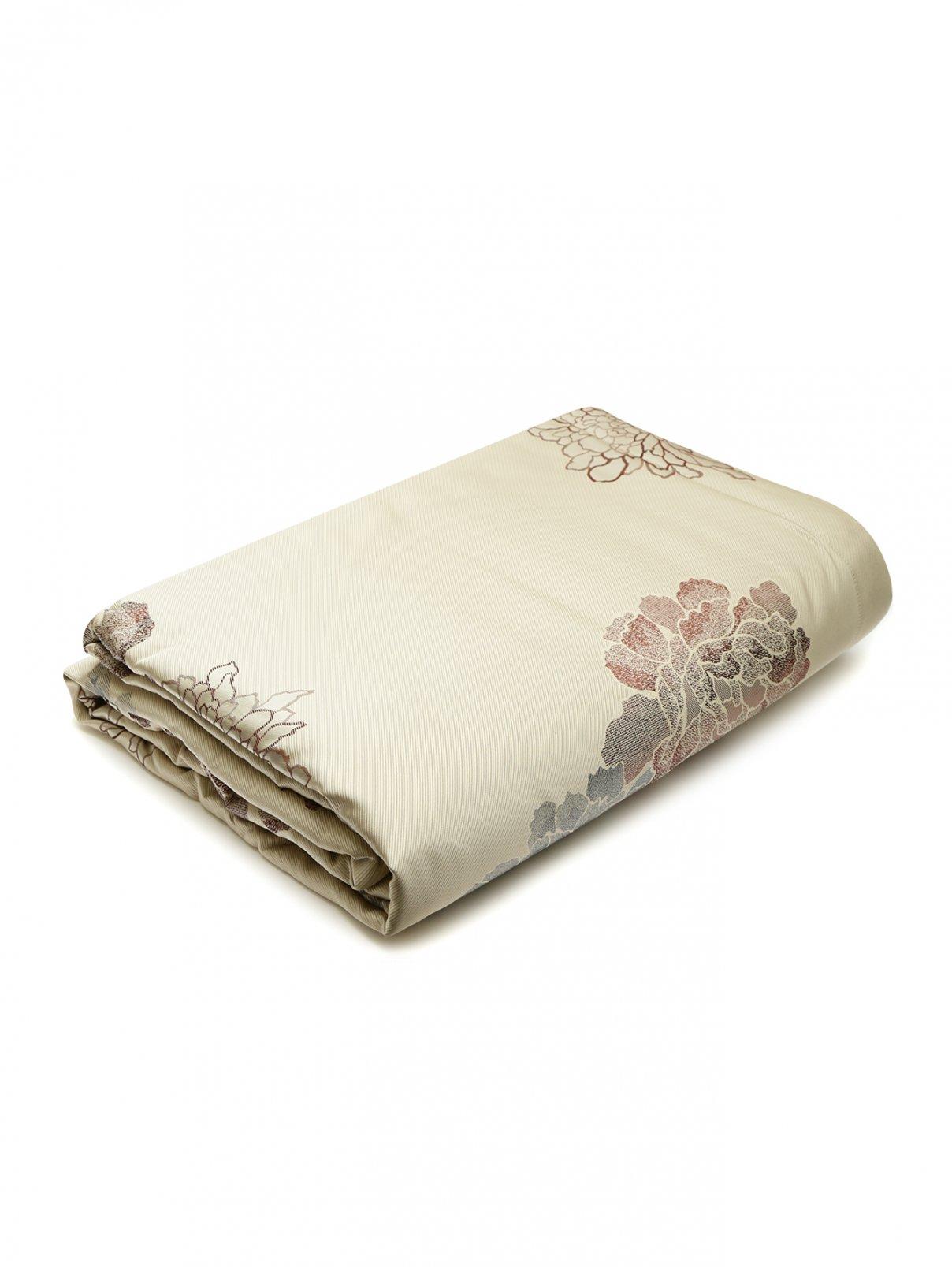 Одеяло дегкое с цветочным узором Frette  –  Общий вид