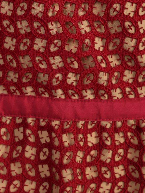 Платье-макси из кружева - Деталь1