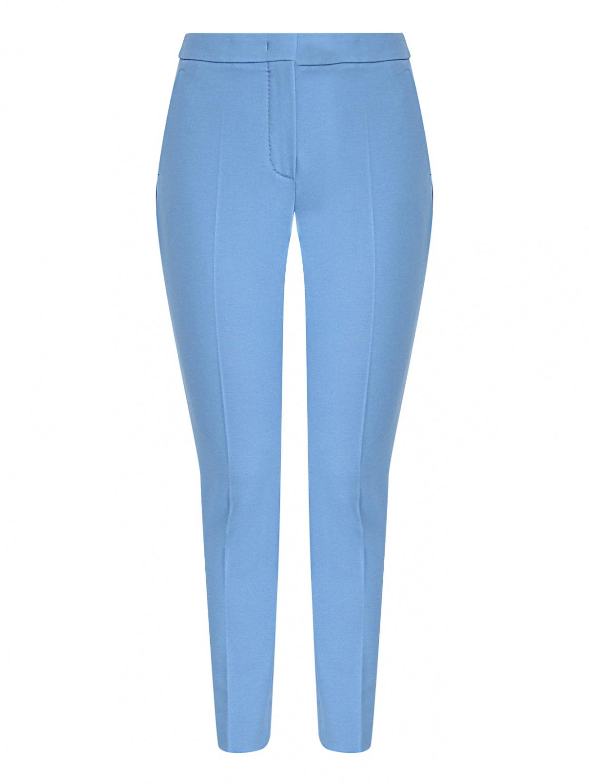 Укороченные брюки с карманами Max Mara  –  Общий вид