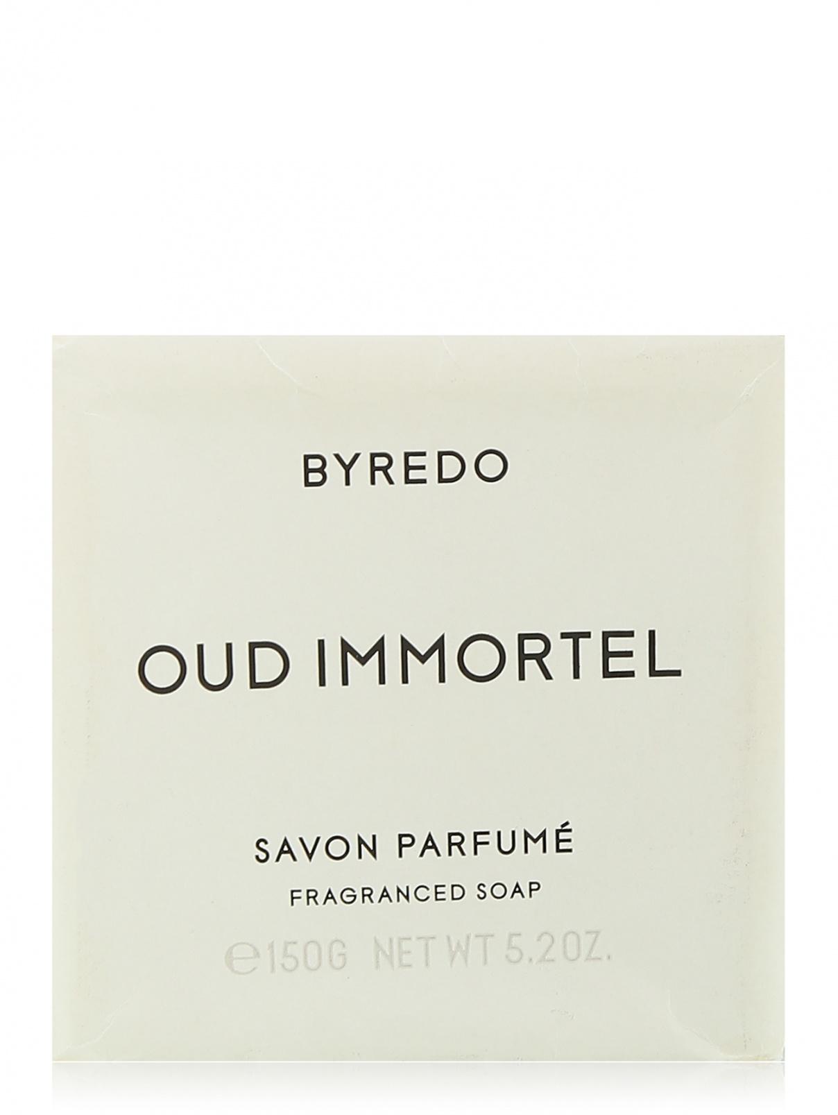 Мыло 150 г Oud Immortel Byredo  –  Общий вид