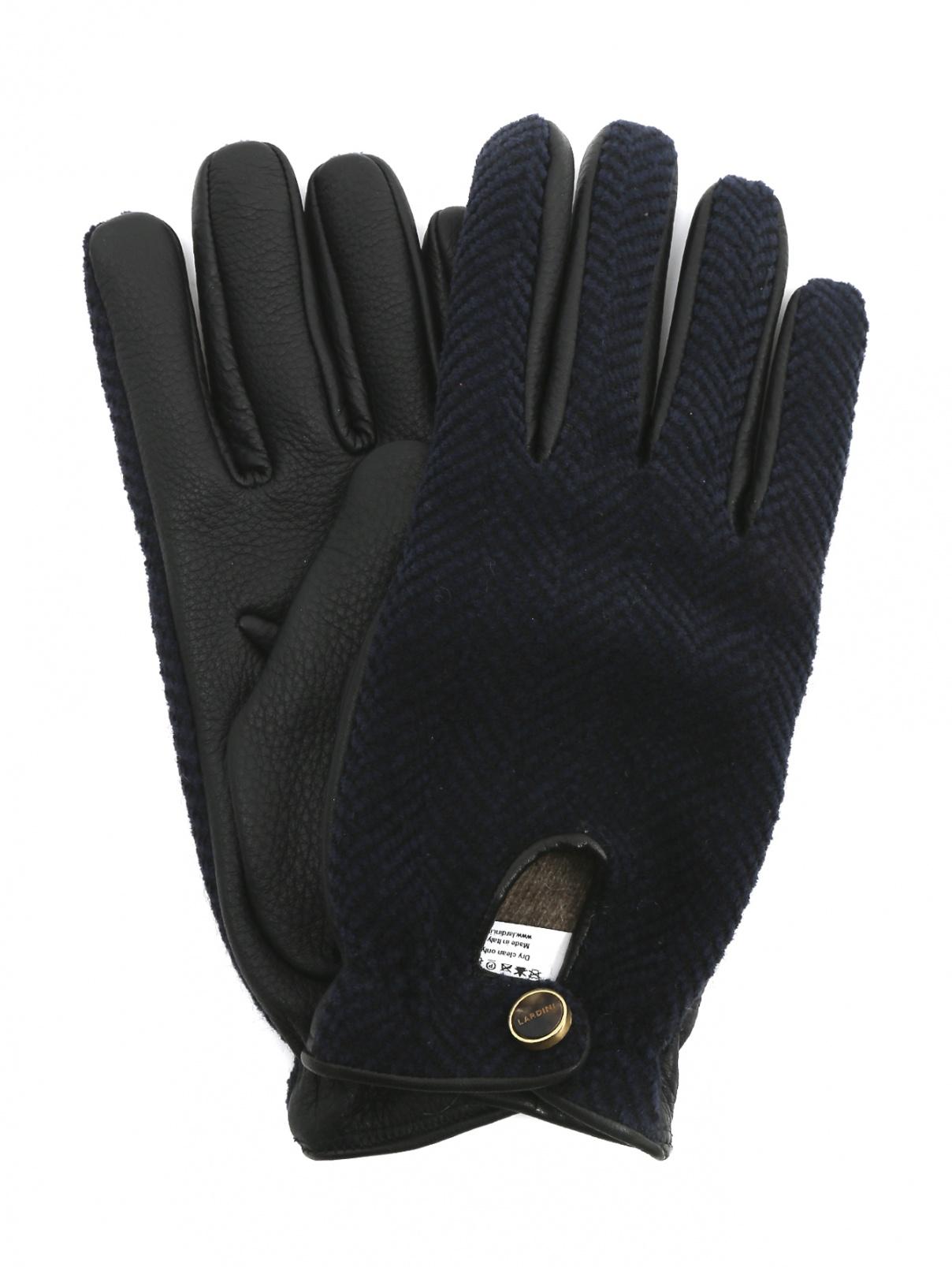 Перчатки из кожи LARDINI  –  Общий вид