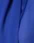 Платье из шифона и шелка с бантом Elisabetta Franchi  –  Деталь