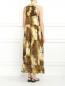 Платье-миди из хлопка и шелка Lil pour l'Autre  –  Модель Верх-Низ1