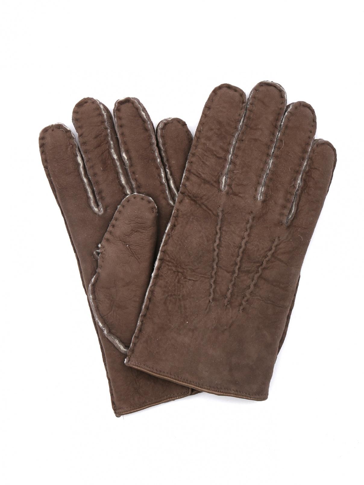 Перчатки из овчины Portolano  –  Общий вид