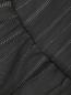 Платье-миди свободного кроя с узором полоска Marina Rinaldi  –  Деталь1