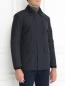 Куртка на молнии с боковыми карманами Pal Zileri  –  Модель Верх-Низ