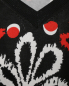Джемпер из смешанного хлопка с узором Marina Sport  –  Деталь