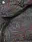Жилет на молнии с капюшоном Etro  –  Деталь
