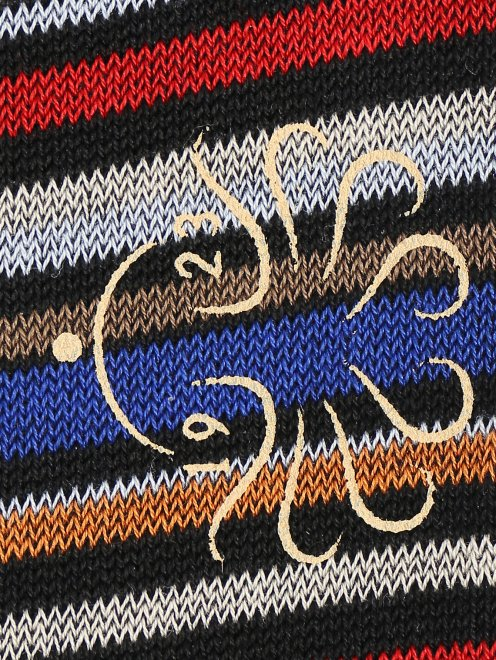 Носки из хлопка ALTO MILANO - Деталь1