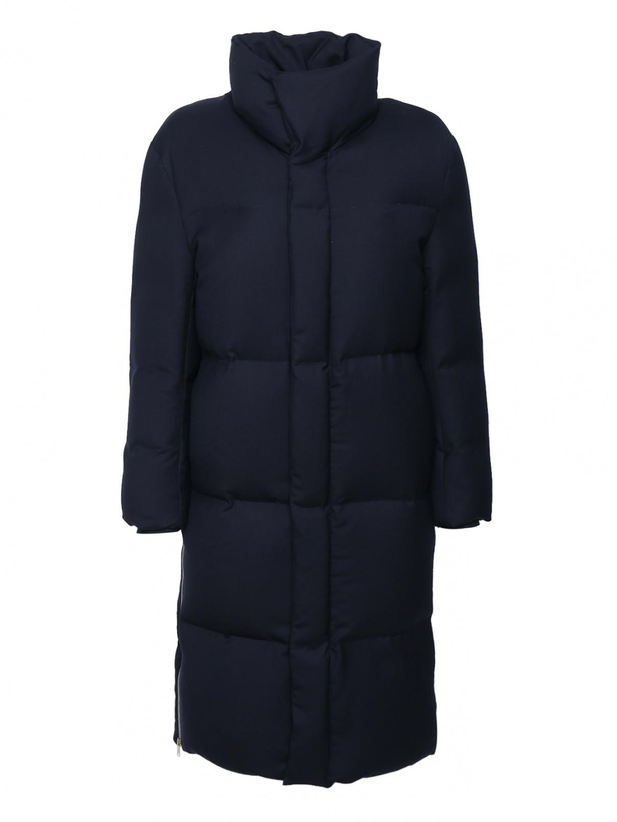 Пальто удлиненное,  из шерсти Paul Smith  –  Общий вид
