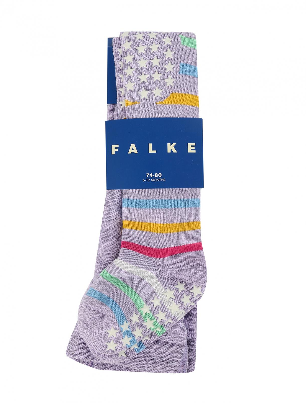 Теплые колготки с узором Falke  –  Общий вид