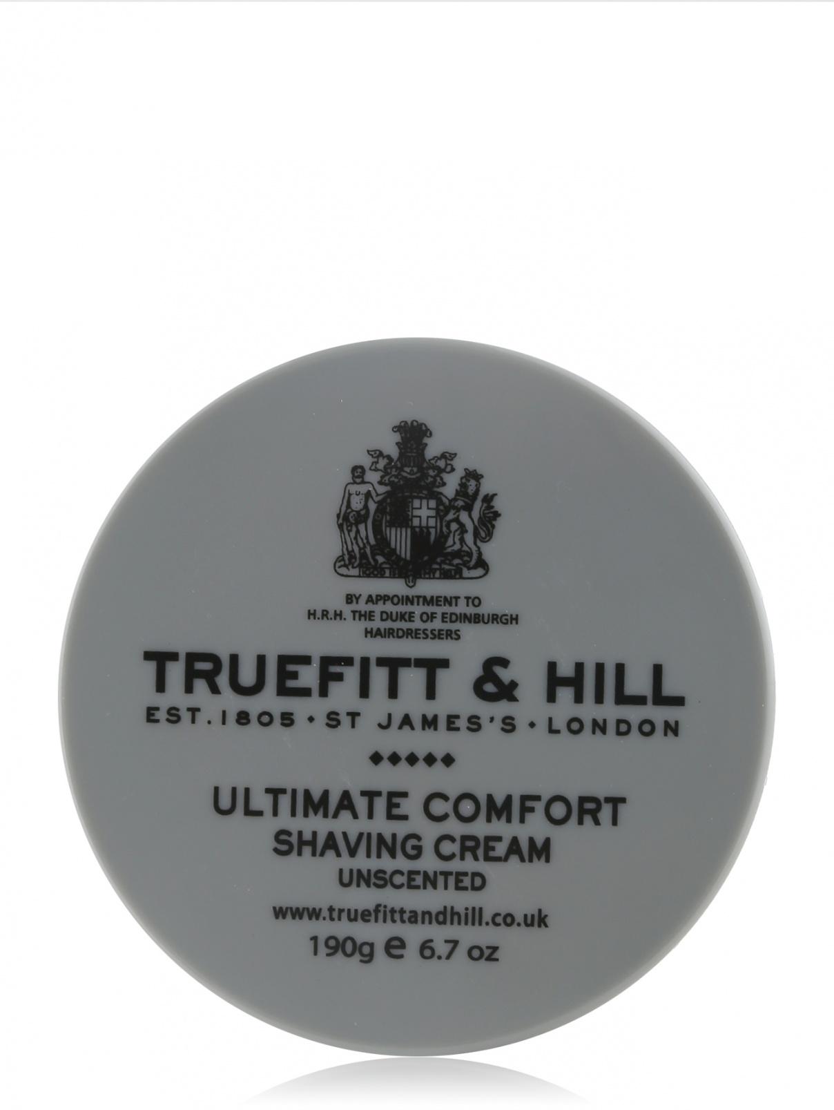 Крем для бритья в чаше - Ultimate comfort shaving cream Truefitt & Hill  –  Общий вид