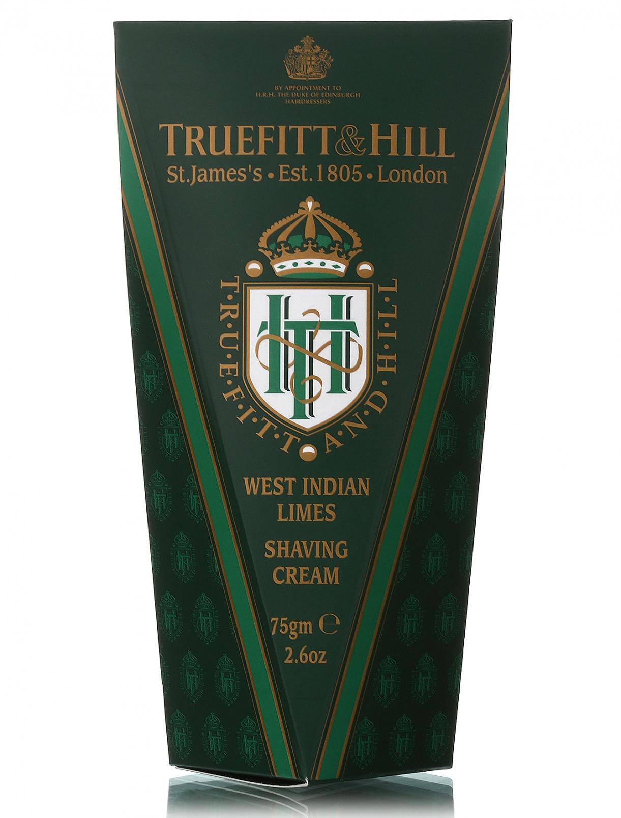Крем для бритья - West indian limes Truefitt & Hill  –  Модель Общий вид