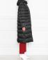 Стеганая куртка с капюшоном Marina Rinaldi  –  МодельВерхНиз2