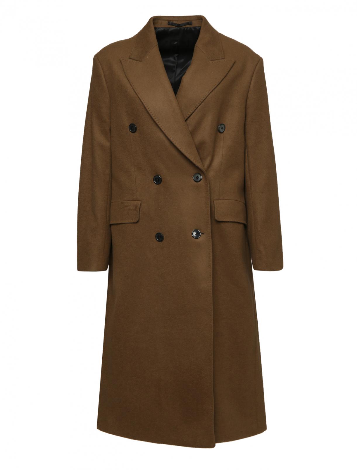 Пальто шерстяное прямого кроя Our Legacy  –  Общий вид