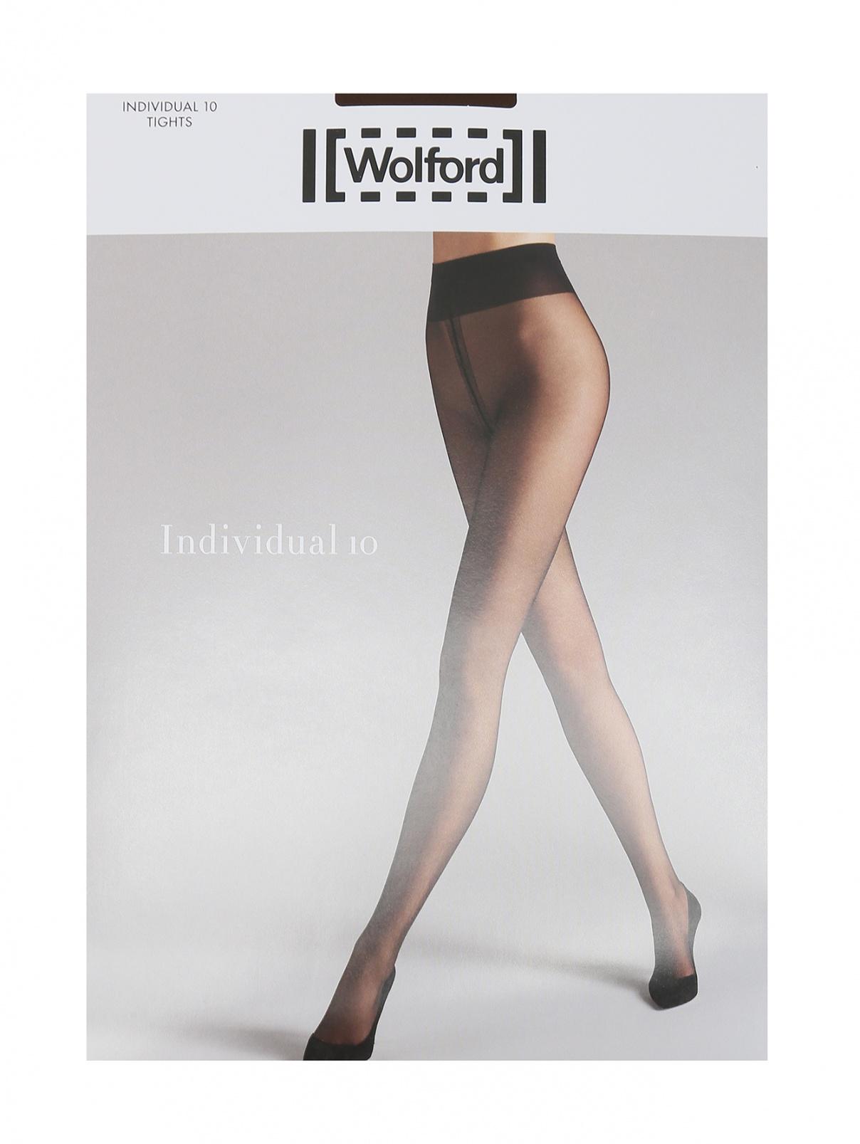 Колготки плотностью 10 ден Wolford  –  Общий вид