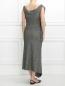 Платье-макси ассиметричного кроя Maison Martin Margiela  –  Модель Верх-Низ1