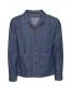 Куртка из тонкого денима на пуговицах LARDINI  –  Общий вид