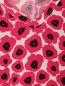 Платье из вискозы с узором Persona by Marina Rinaldi  –  Деталь