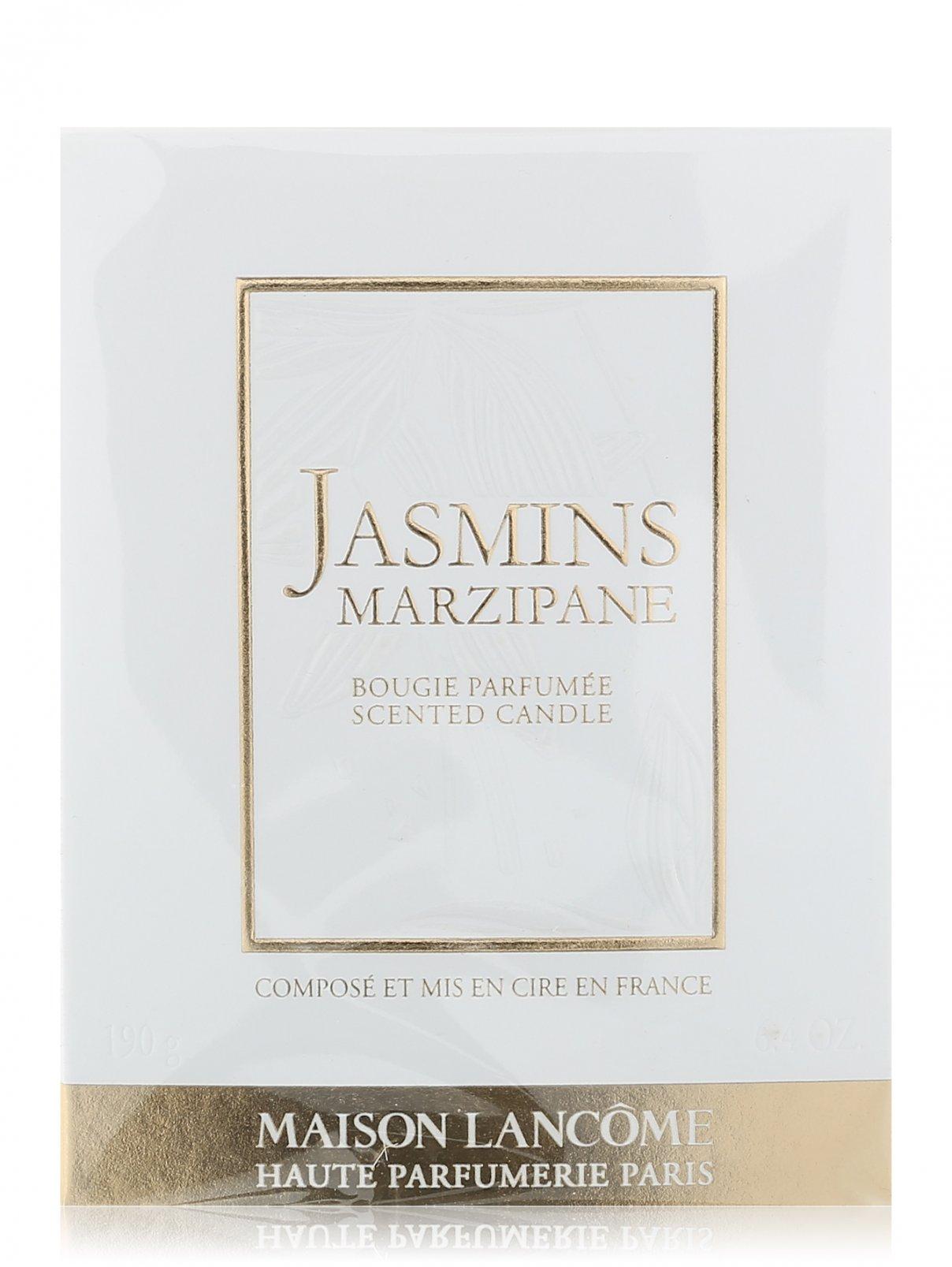 Свеча  - Jasmin Marzipane Lancome  –  Общий вид