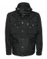 Куртка свободного кроя с карманами Moncler  –  Общий вид