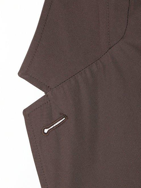 Пиджак с подкладом на молнии - Деталь1