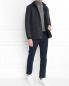 Куртка на молнии с боковыми карманами Pal Zileri  –  Модель Общий вид