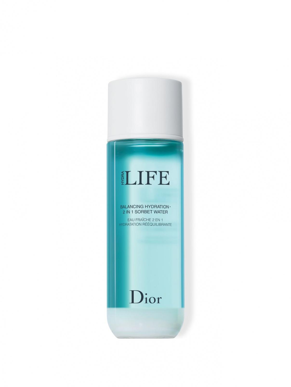 Вода-сорбе 2-в-1 для лица 175 мл Hydra Life Dior  –  Общий вид