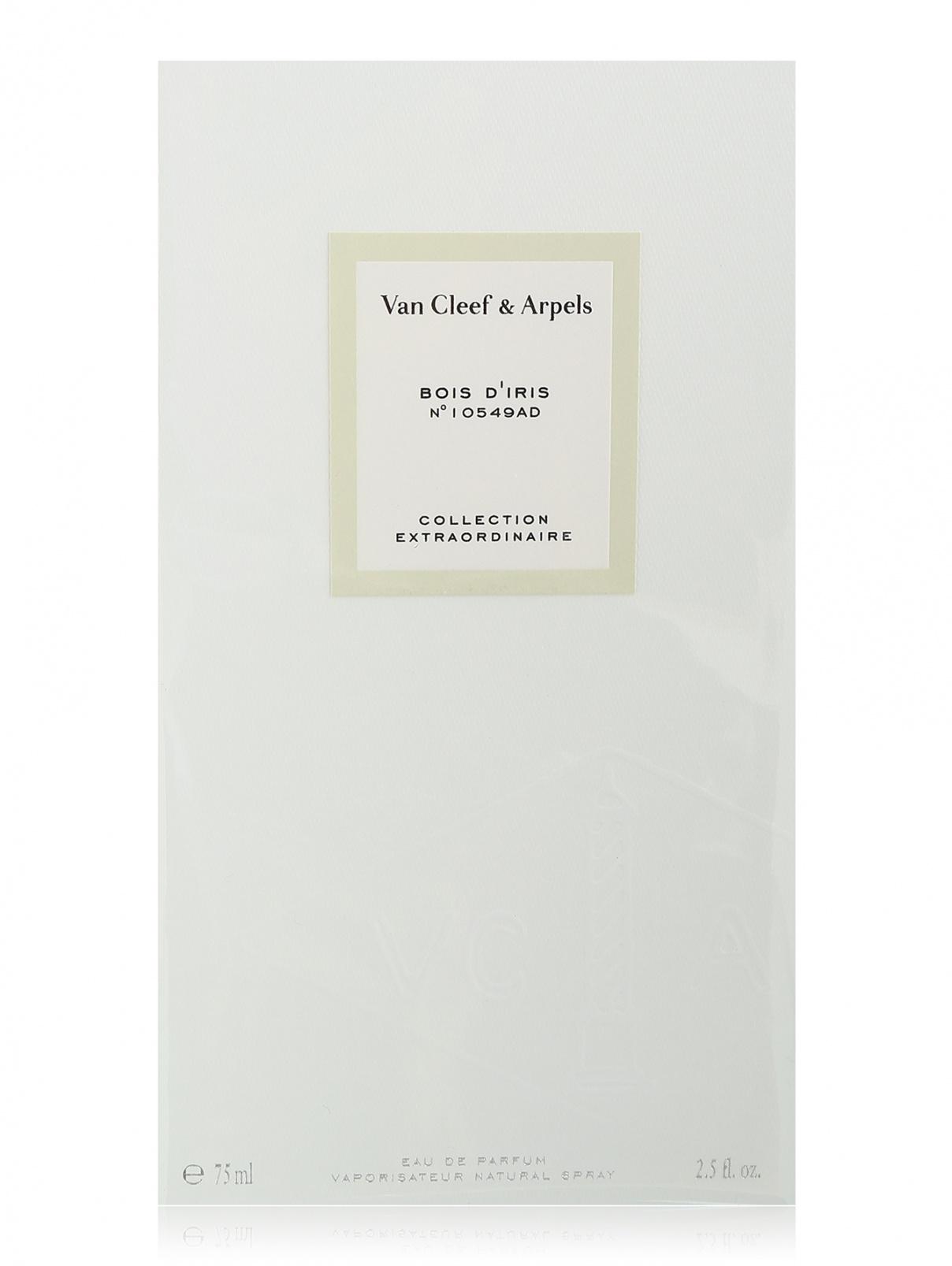 Парфюмерная вода Bois D'Iris 75 мл Collection Extraordinaire VCA  –  Общий вид