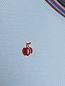 Футболка из хлопка с контрастной отделкой Bosco Fresh  –  Деталь