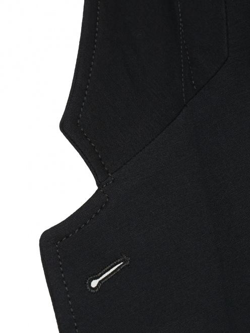 Пиджак однобортный - Деталь1