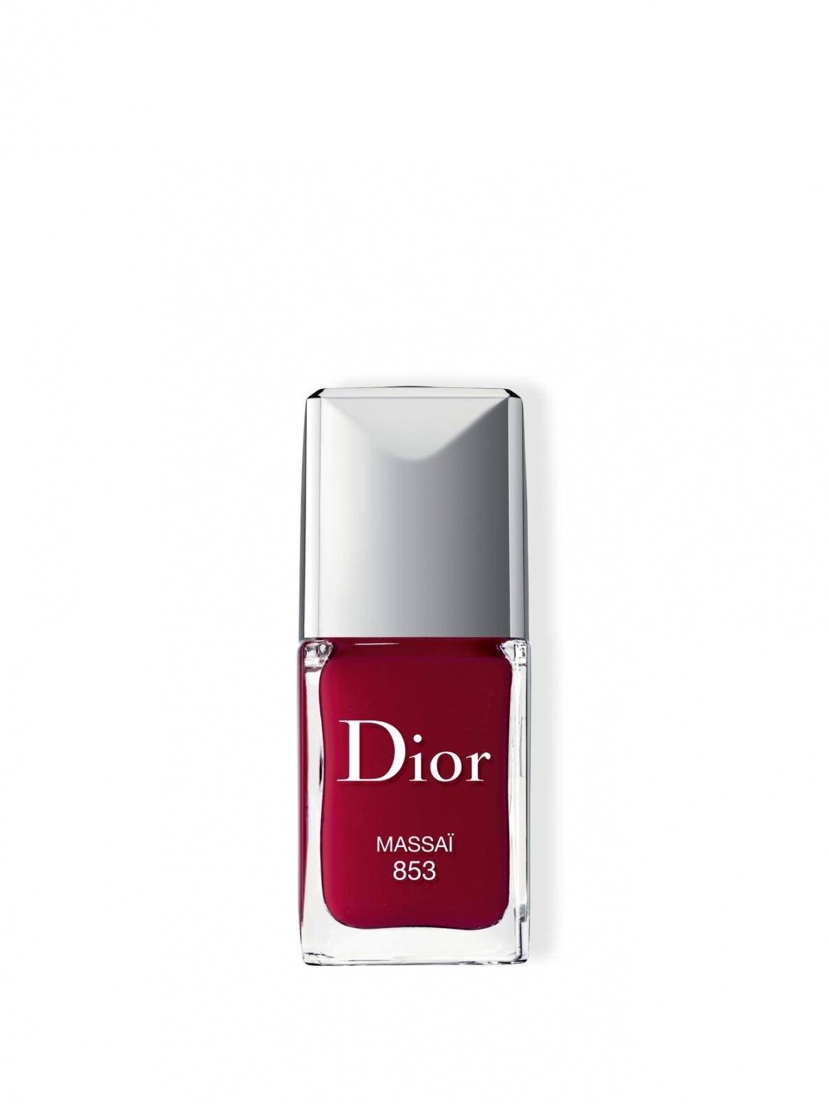 Лак для ногтей 853 - Масаи Rouge Dior Vernis Christian Dior  –  Общий вид