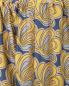 Юбка-миди из шелка с узором Max Mara  –  Деталь