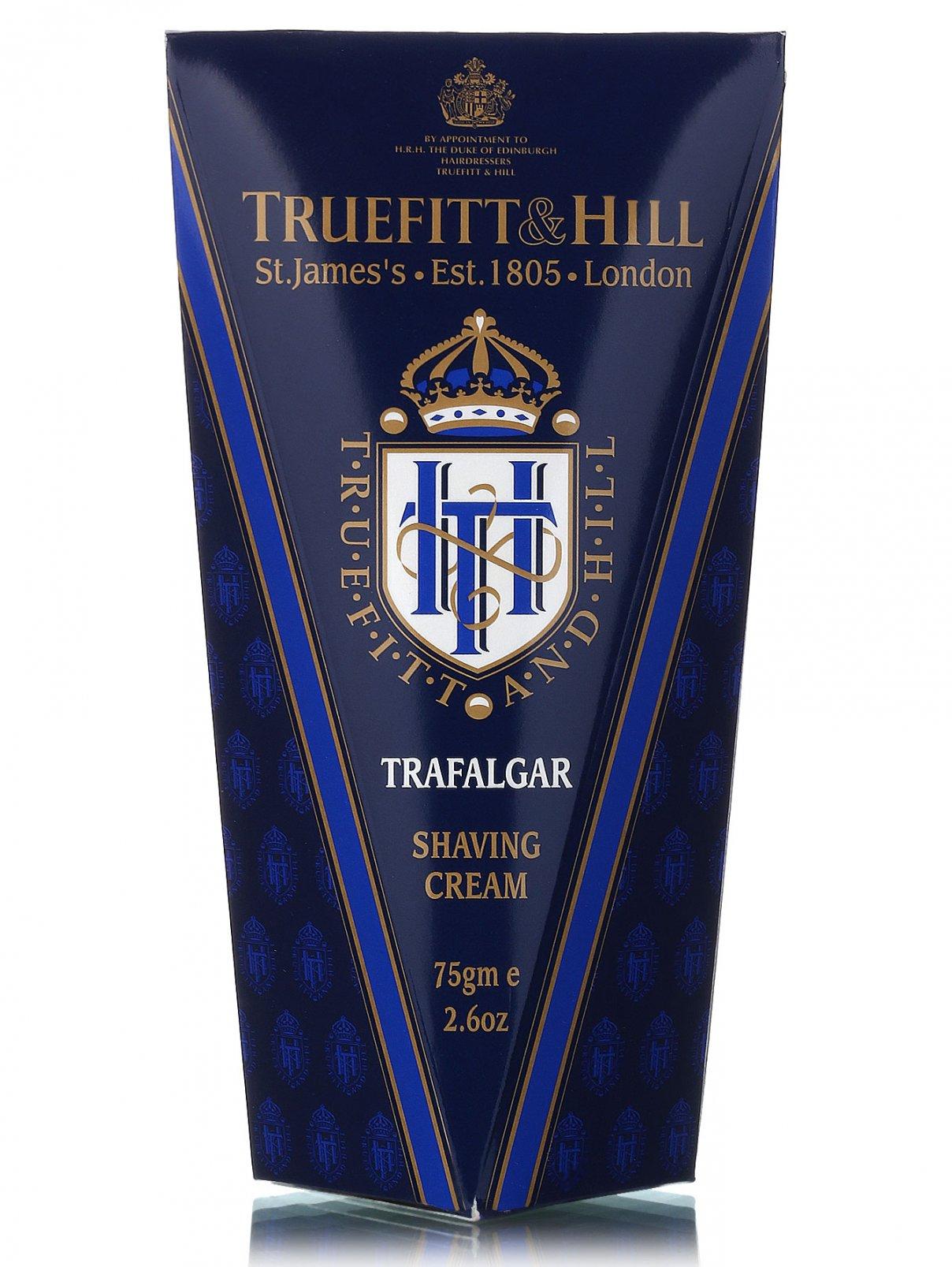 Крем для бритья - Trafalgar shaving cream Truefitt & Hill  –  Модель Общий вид