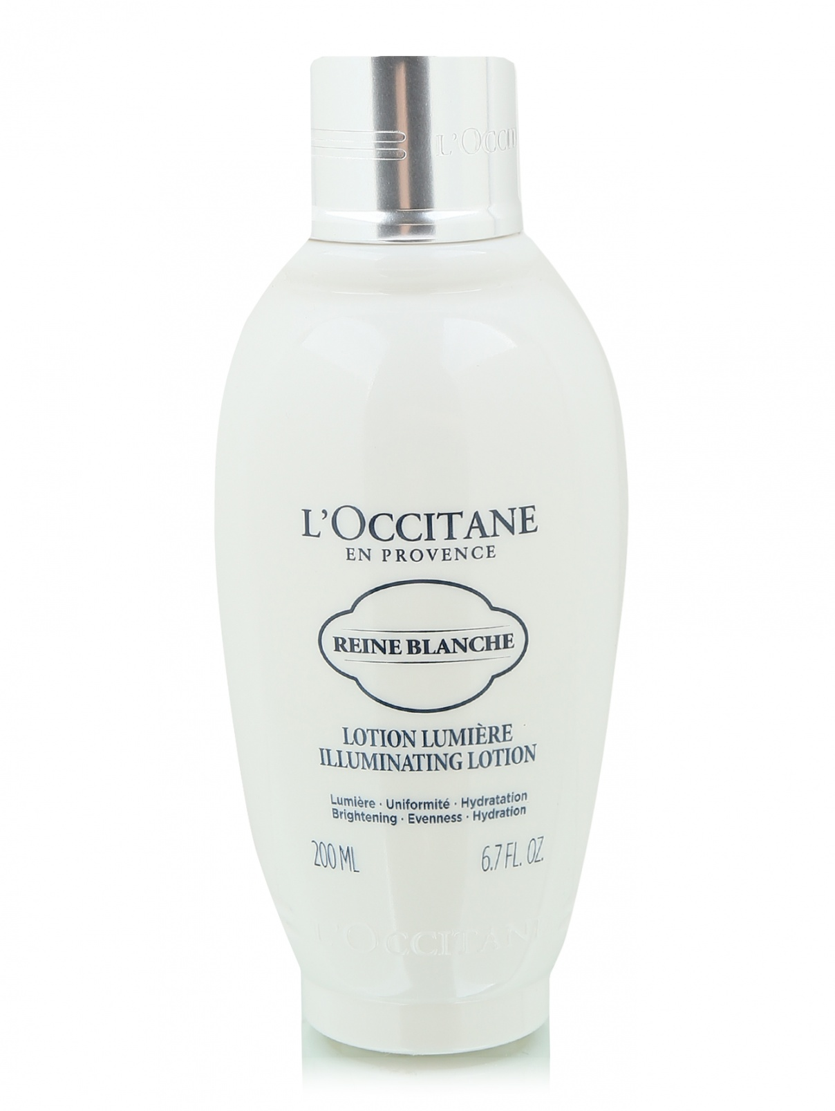 Тоник для лица Reine Blanche 200 мл Face Care L'Occitane  –  Общий вид