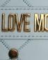 Сумка с металлическим декором на цепочке Love Moschino  –  Деталь