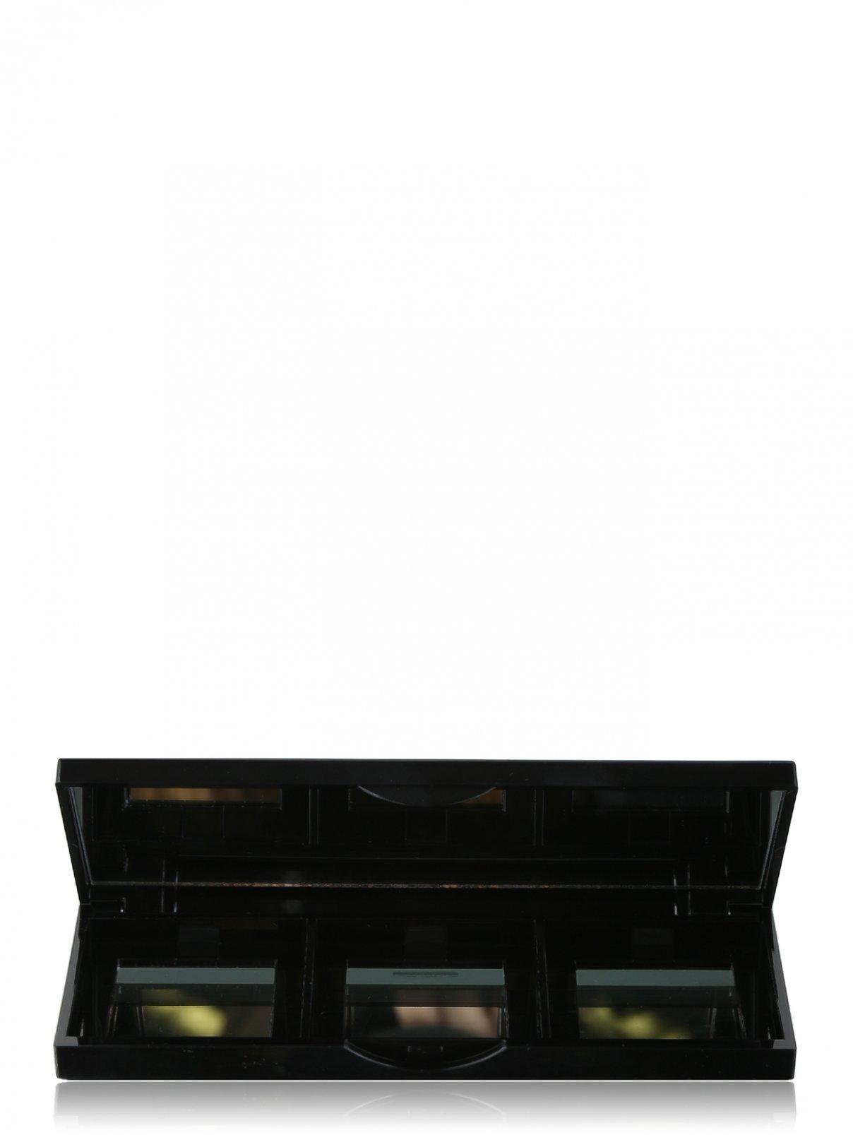 Палетка пустая на 3 оттенка 3Pan Customizable Pale Customizable Palette Bobbi Brown  –  Общий вид