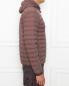 Куртка стеганая с нашивкой на рукаве Stone Island  –  МодельВерхНиз2