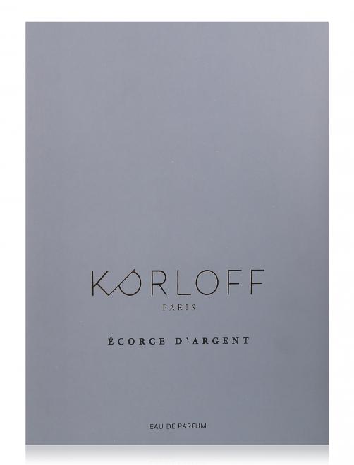 Парфюмерная вода 100 мл Cuir Mythique Korloff - Обтравка2
