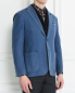 Пиджак однобортный из кашемира LARDINI  –  Модель Верх-Низ