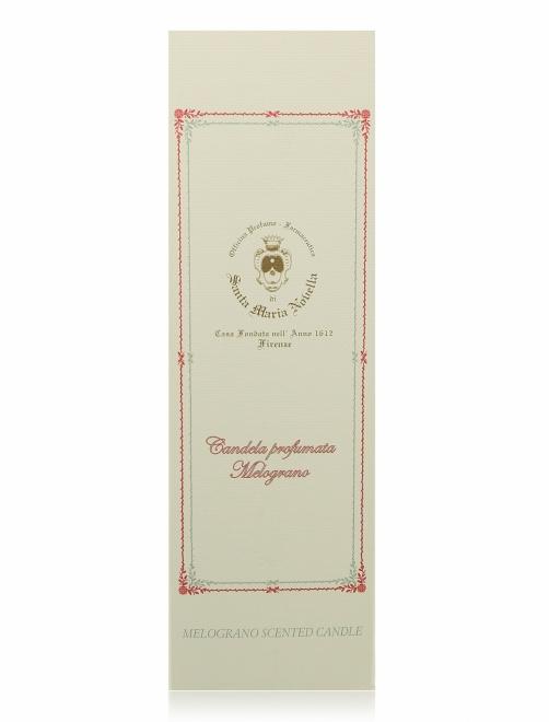 Свеча с ароматом граната 440 г Home Collection Santa Maria Novella - Обтравка2