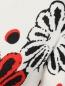 Джемпер с цветочным узором Marina Sport  –  Деталь