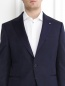 """Пиджак из шерсти с узором """"пейсли"""" Luigi Bianchi Mantova  –  Модель Общий вид1"""