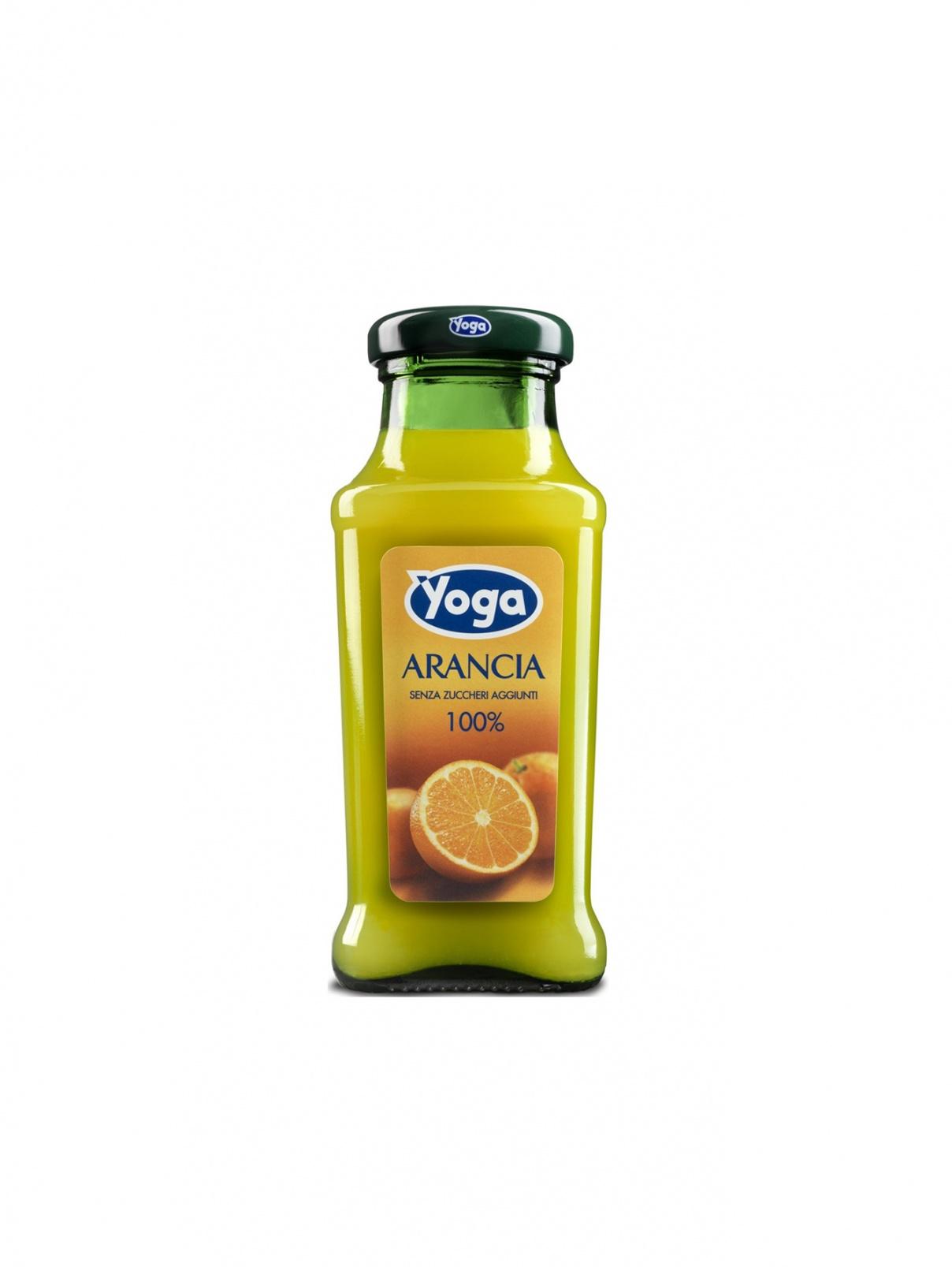 Сок Yoga Апельсиновый BoscoCafe  –  Общий вид