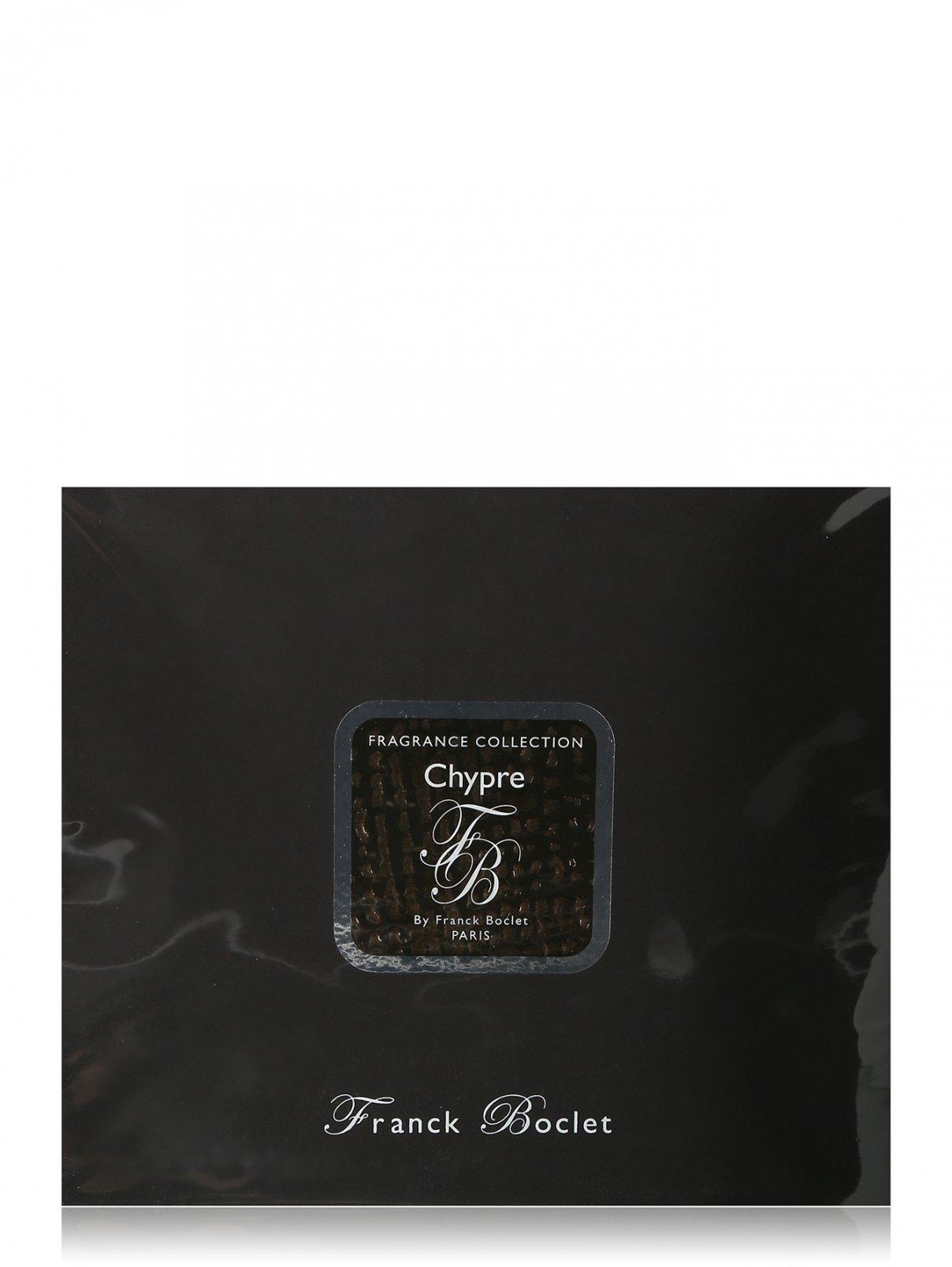 Набор Chypre 4х20 мл Franck Boclet  –  Общий вид