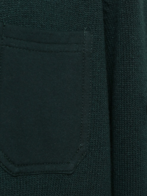 Джемпер с нагрудным карманом - Деталь1