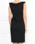 Платье-футляр с драпировкой Alberta Ferretti  –  Модель Верх-Низ1