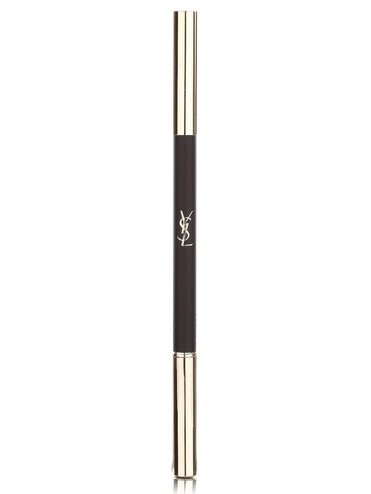 Карандаш для бровей - №5, Eyebrow Pencil YSL  –  Общий вид