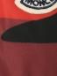 Пуховик на молнии с узором Moncler  –  Деталь2