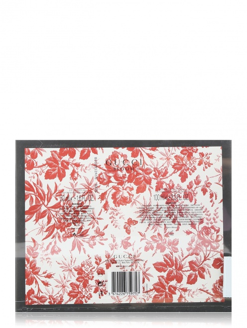 Набор XMAS'18 Gucci Bloom Gucci - Общий вид